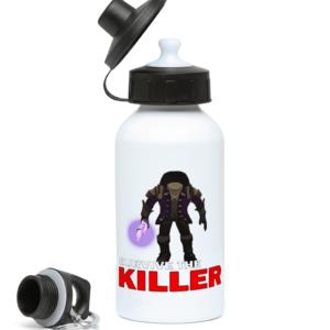 headless harry survive-the-killer 400ml Water Bottle