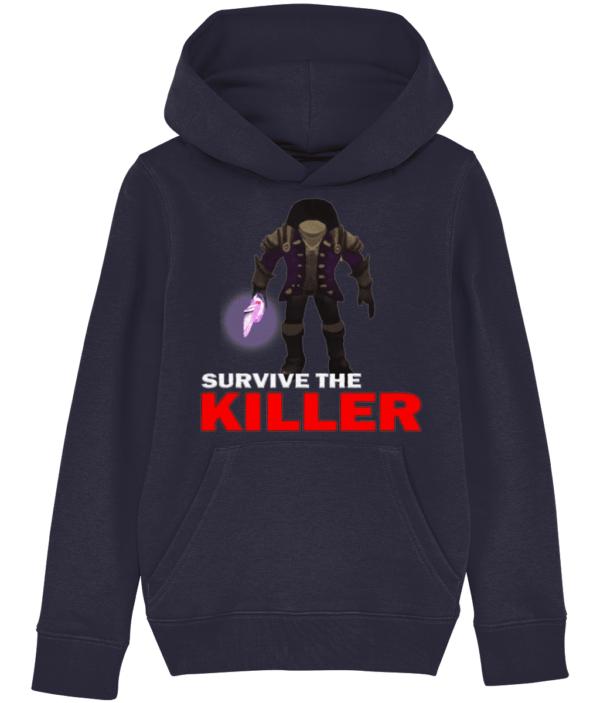 headless harry survive-the-killer hoodie headless harry