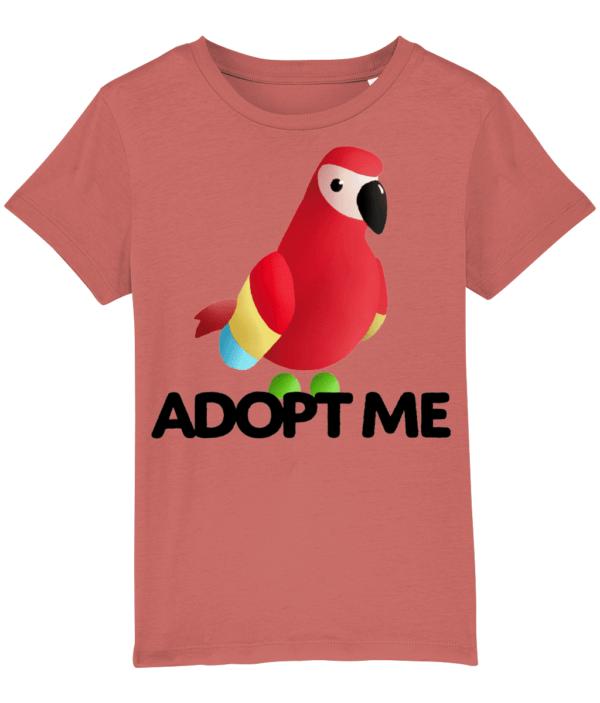 adopt me parrot child's t-shirt adopt me parrot