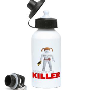 annie survive-the-killer 400ml Water Bottle