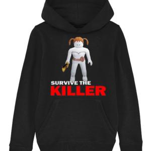 annie survive-the-killer child's hoodie