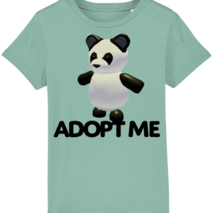 adopt me panda child's t-shirt