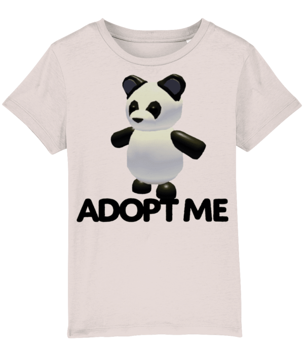 adopt me panda child's t-shirt adopt me panda