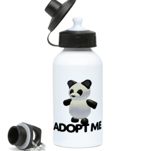 adopt me panda 400ml Water Bottle