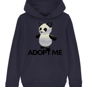 adopt me panda child's hoodie