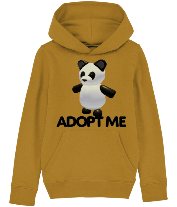 adopt me panda child's hoodie adopt me panda