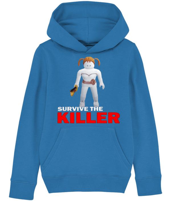 annie survive-the-killer child's hoodie annie