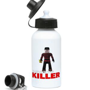 killer kruger survive-the-killer 400ml Water Bottle