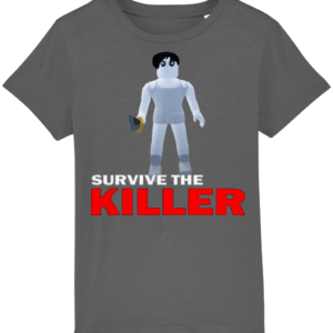 jane survive-the-killer child's t-shirt