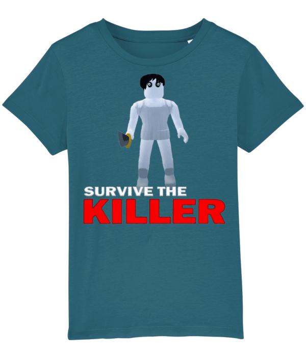 jane survive-the-killer child's t-shirt jane survive-the-killer