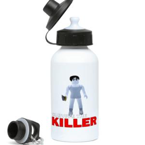 jane survive-the-killer 400ml Water Bottle