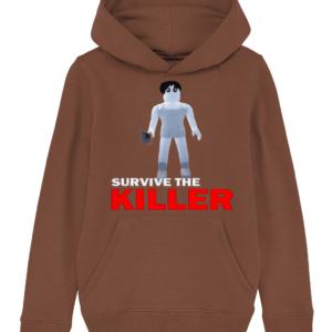 jane survive-the-killer child's hoodie
