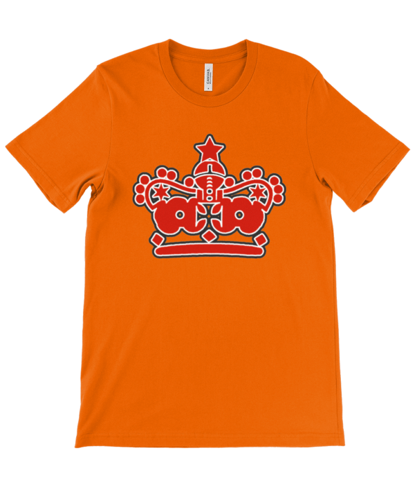 The Crown Unisex Crew Neck T-Shirt