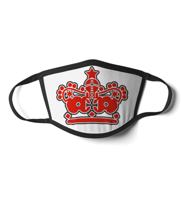 Face Mask the crown