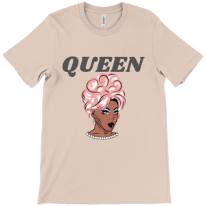 Drag Queen Unisex Crew Neck T-Shirt