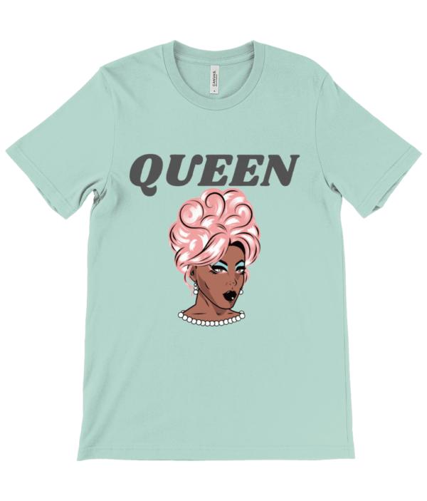 Drag Queen Unisex Crew Neck T-Shirt drag queen