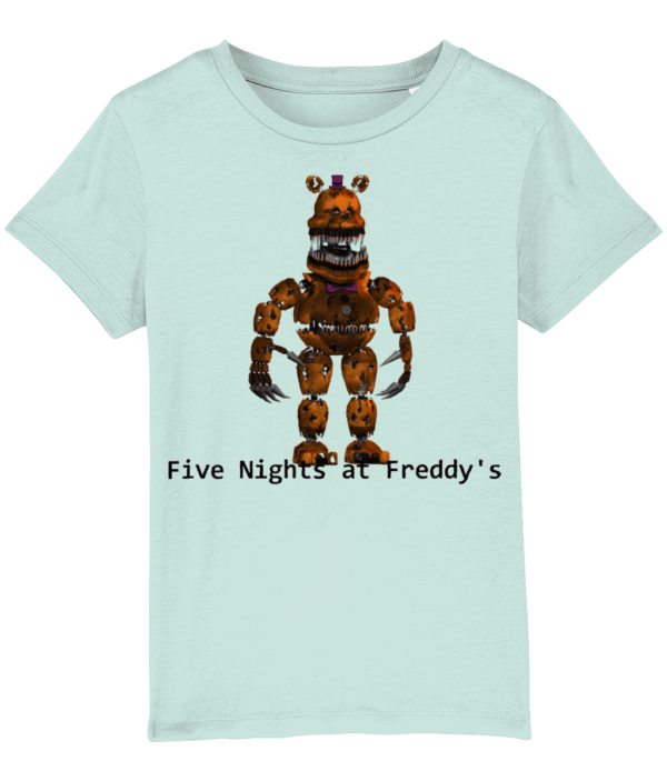 Infected fasbear child's t-shirt Five nights at Freddy's game