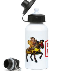 redcliffe commander plus horse 400ml Water Bottle