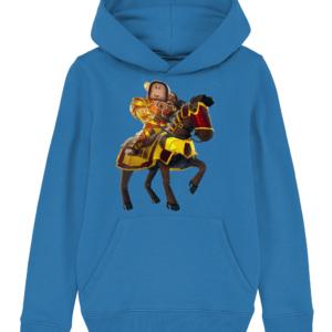redcliffe commander plus horse child's hoodie