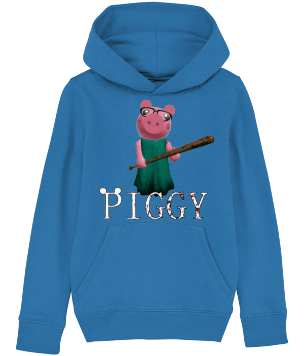 father piggy from Roblox child's hoodie father