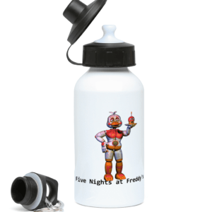 funtime chica 400ml Water Bottle