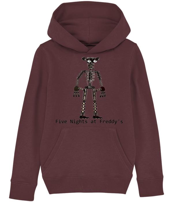 Endoskeleton, Nightmare Foxy, child's hoodie