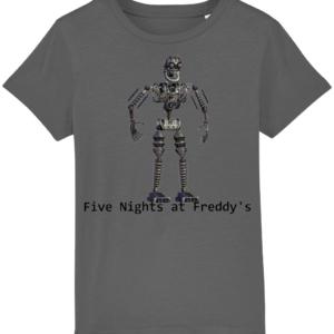 infected endoskeleton child's t-shirt