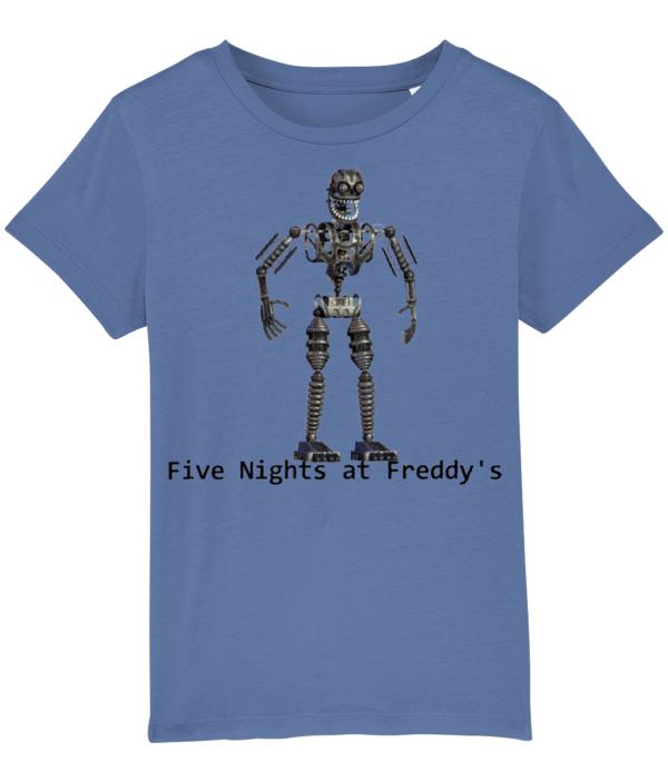 infected endoskeleton child's t-shirt infected endoskeleton