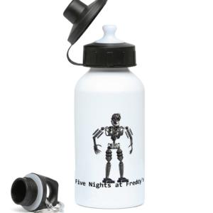 infected endoskeleton 400ml Water Bottle