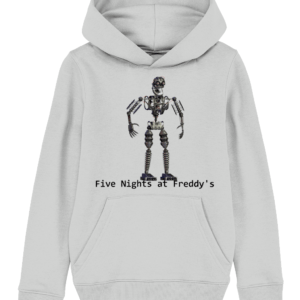 infected endoskeleton child's hoodie