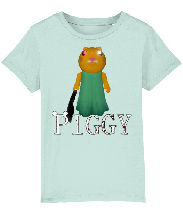 kitty from piggy game child's t-shirt kitty