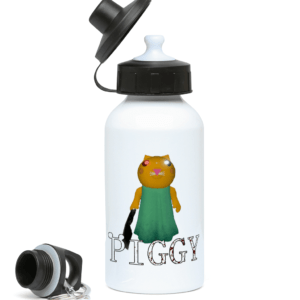kitty from piggy game  400ml Water Bottle
