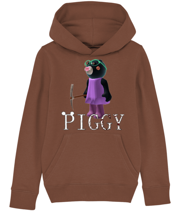 mimi from piggy game child's hoodie mimi