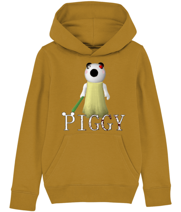 pandy from piggy game child's hoodie pandy from piggy game