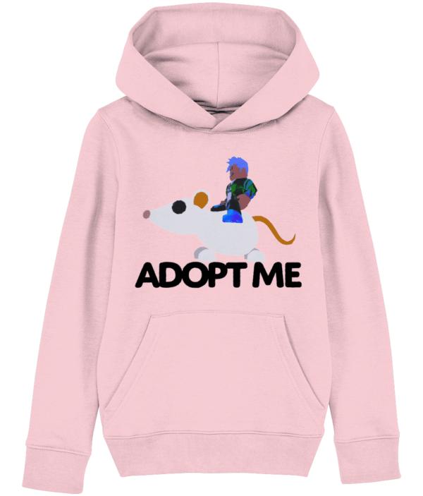 golden rat from adopt me child's hoodie golden rat from adopt me