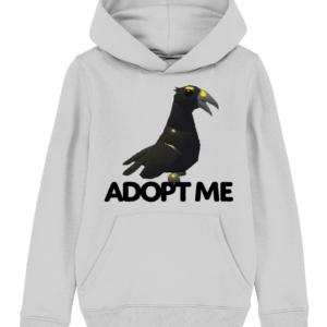 adopt me crow child's hoodie adopt me