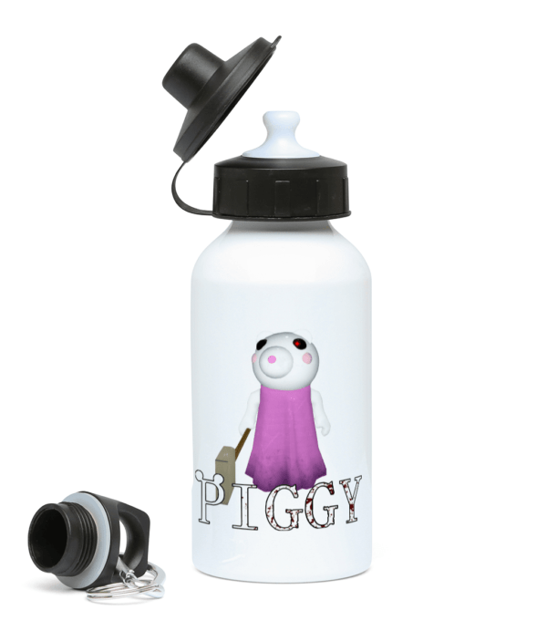 Sheepy from Piggy game 400ml Water Bottle Sheepy from Piggy game 400ml Water Bottle