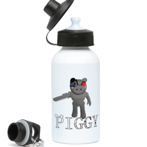 robbie from piggy game  400ml Water Bottle