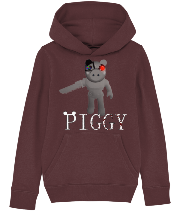 robbie from piggy game  child's hoodie robbie from piggy game
