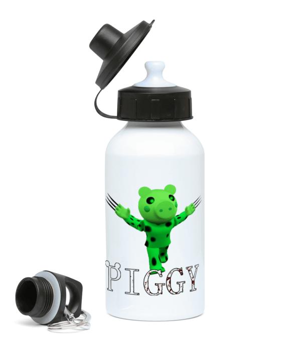 Dino 2 piggy 400ml Water Bottle Dino 2 piggy 400ml Water Bottle