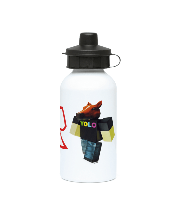 Nick from Roblox 400ml Water Bottle Nick from Roblox 400ml Water Bottle