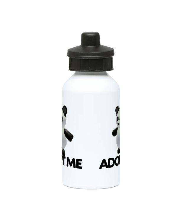 adopt me panda 400ml Water Bottle adopt me panda 400ml Water Bottle