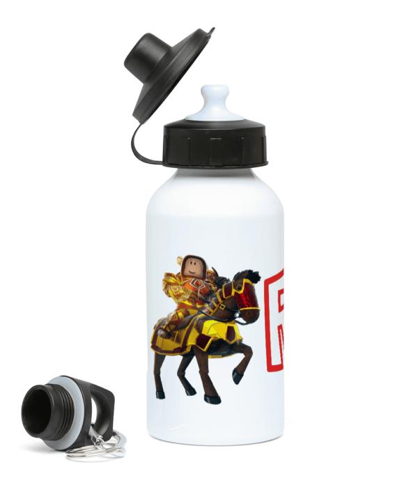 redcliffe commander plus horse 400ml Water Bottle redcliffe commander