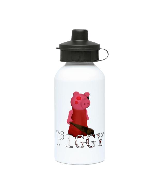 Piggy from piggy game 400ml Water Bottle Piggy from piggy game