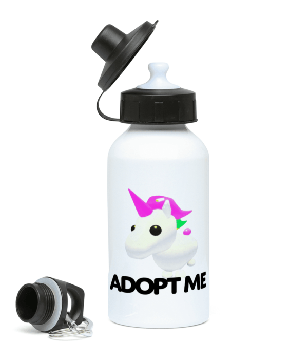 adopt me unicorn 400ml Water Bottle adopt me unicorn 400ml Water Bottle