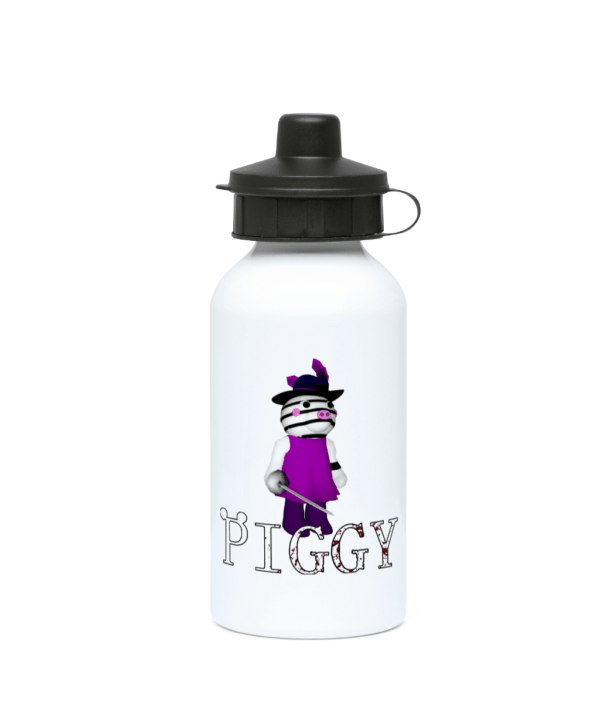 zizzy with sword from piggy game 400ml Water Bottle zizzy with sword from piggy game