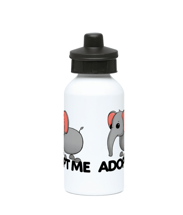 Adopt me Elephant  400ml Water Bottle