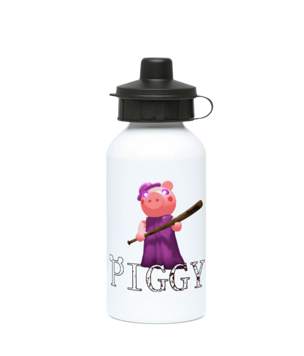 grandmother from piggy game 400ml Water Bottle grandmother from piggy