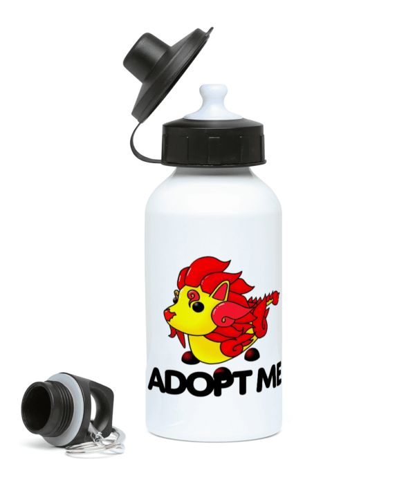 Guardian lion from Adopt me, 400ml Water Bottle