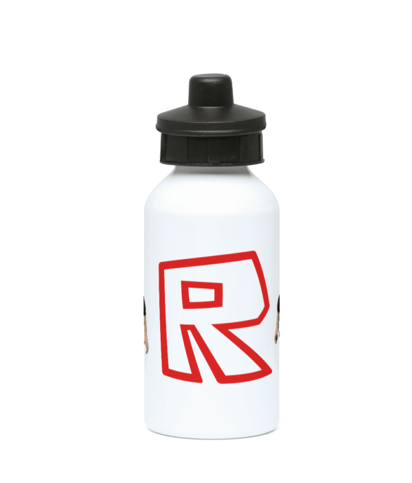 lilly-s Character from Roblox 400ml Water Bottle lilly-s